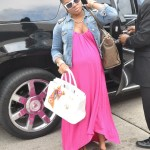 PHOTOS: Rasheeda & Kirk Spotted Heading to NYC Separately to Film #LHHATL Reuion Show and their Influence on Social Media