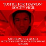 "PHOTOS: ""Justice For Trayvon"" 100 City Vigil in Atlanta + Jay-Z, Beyonce Seen at ""Justice For Trayvon"" 100 City Vigil in New York"
