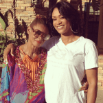 "Tami Roman of ""Basketball Wives"" Mourning Loss Of Mother"