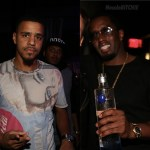 Did Diddy and J Cole Scrap After VMAs?!