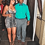 Karlie Redd Host Yung Joc's Birthday Party at Buckhead Bottle Bar #CougarAlert