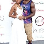 Kevin McCall Shows Off Eva Marcille's Baby Bump