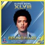 Bruno Mars Books SuperBowl Halftime Show