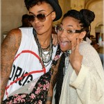 Raven-Symone Spotted with Girlfriend During LudaDay Weekend 2013