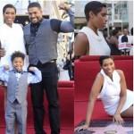 Jennifer Hudson Receives Star On Hollywood Walk Of Fame
