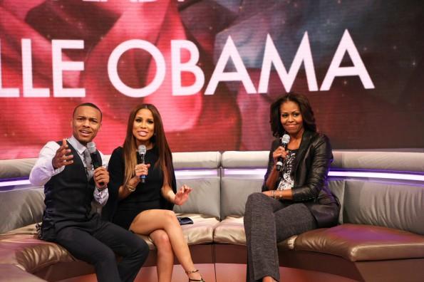 Michelle Obama BET 106 2013 1