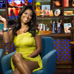 Kenya Moore See Nothing Wrong With Texting Phaedra's Husband Apollo