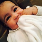 Kim Kardashian Post New Picture of Baby North West