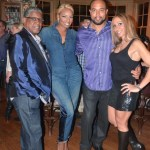 Nene Leakes Attends Chuck Smith Birthday / Christmas Party
