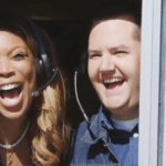 VIDEO: Wendy Williams & Ross Mathews Provides Smiles & Free McCafe Cups of Coffee!