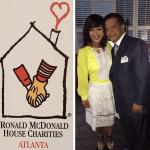 PHOTOS: Erica Campbell Donates TIME & LOVE to Atlanta's Ronald McDonald House!