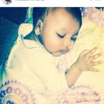 Vanessa Simmons Shares Baby Ava Marie Jean with Instagram!