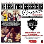 FreddyO Presents I Pledge to Hustle Brunch for College Students!