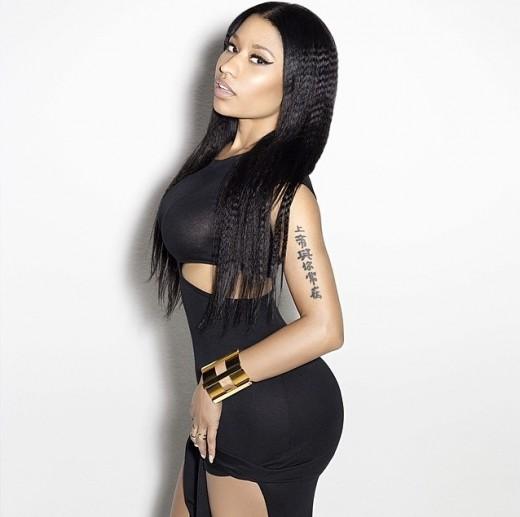 Nicki Minaj (Pink Print)