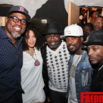 Check out photos of the private listening party with Anthony Hamilton and his new artist at Tree Sound Studios !