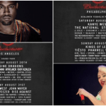 Kanye West Added To Los Angeles Portion Of Made In America Festival