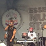 "#EssenceFestival Cupid Hosts  @CuRobiks Fitness Concert & Teaches Everyone ""Wham Dance!"""