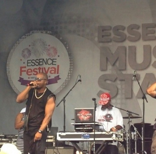 Cupid at Essence Festival