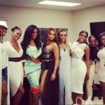 #RHOA Cast Heads to Puerto Rico for Demetria Lucas' Birthday and Performance!
