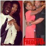 Kevin Hart's Awkward Run-in W/ Ex-Wife Torrei Hart At Magic City!