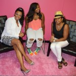 WATCH: Reginae Carter Chats with Kriss Kross Chris Kelly's Family about Live and Die For Hip Hop Black Out Gala