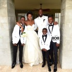 Gabrielle Union And Dwyane Wade Exchange Nuptials In Miami!