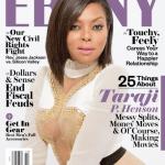 Taraji P. Henson Covers @EBONYMag October 2014 Issue!