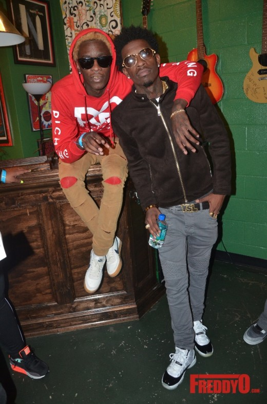 Do rich homie quan dating young thug