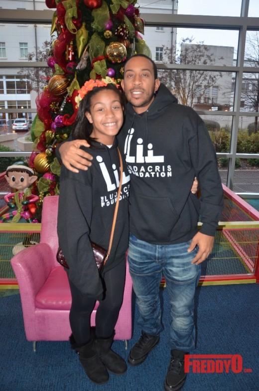 Ludacris Christmas.Photos Ludacris Spotted At Children S Healthcare Of Atlanta
