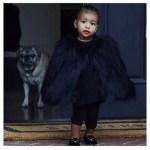 Whoa! Kanye West Drops $74K On Baby North's Christmas Present!