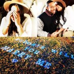 Rapper Ludacris Does A #MileHighProposal for GF Eudoxie