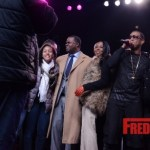 Ludacris & Mayor Kasim Reed Bring in The New Year With The Peach Drop At The Underground!