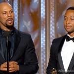 John Legend & Common Win Golden Globe for Best Original Song 'Glory!'
