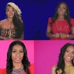 VH1's 'Sorority Sisters' April A. McRae, Rwanda Hammond Suspended from Alpha Kappa Alpha!