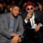 NEW MUSIC : Usher Ft. Chris Brown – All Falls Down
