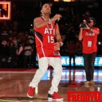 Exclusive Photos : Atlanta Hawks VS. Brooklyn Nets with Special Guest Performance by Ludacris !