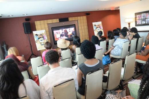 guests watch episode