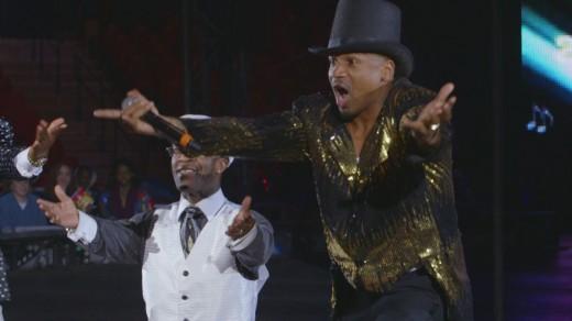 Stevie J Universal Soul Circus