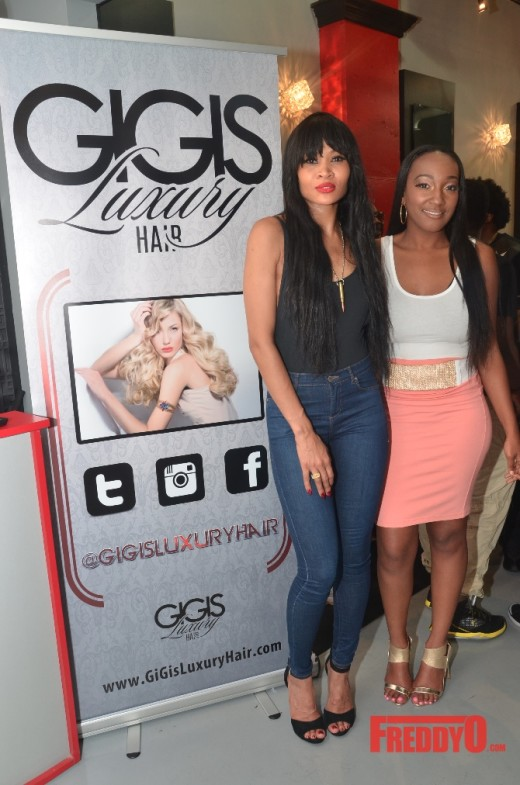 Photos The Premiere Pop Up Shop For Gigis Luxury Hair With Lhhatl