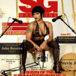 Love & Hip Hop Atlanta's Joseline Hernandez Covers Scrilla Guerillaz Magazine