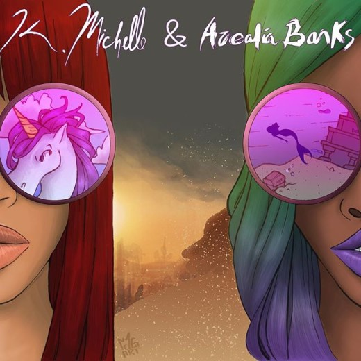 K Michelle Azealia Banks Tour 2