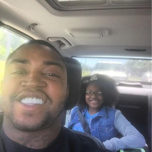 Scrappy x daughter