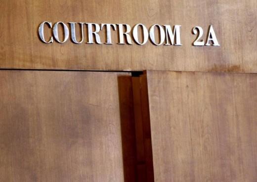 court toom