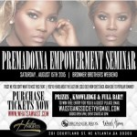 Event: Waist Gang Society CEO Premadonna Host Empowerment Seminar Bronner Brothers Weekend In Atlanta