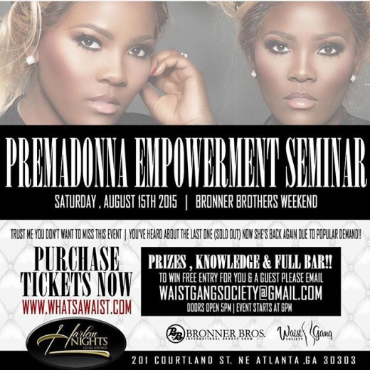 Aug 15 Empowerment Brunch