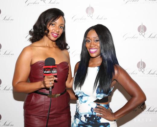 N'Style Atlanta host Shayla with LaKenya Morris