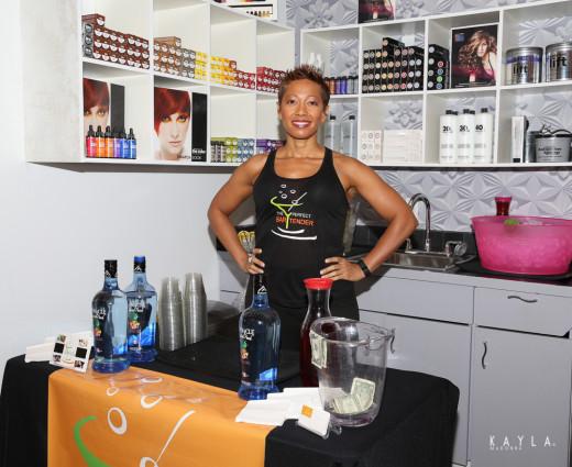 bartender ReShanda Seymour