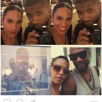 Usher & Grace Miguel Wed!