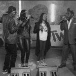 Soul Train Awards R&B/Soul Cypher Featuring K-Ci, Eddie Levert, Lalah Hathaway, and Chrisette Michele
