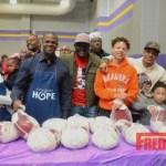 Photos: Atlanta Mayor Kasim Reed, T.I., And DJ Greg Street Give Back To The City In A Major Way!